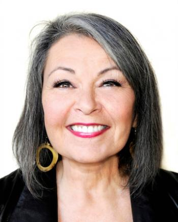 Roseanne Barr in concert